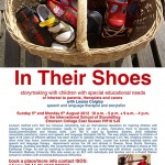 In Their Shoes Storytelling